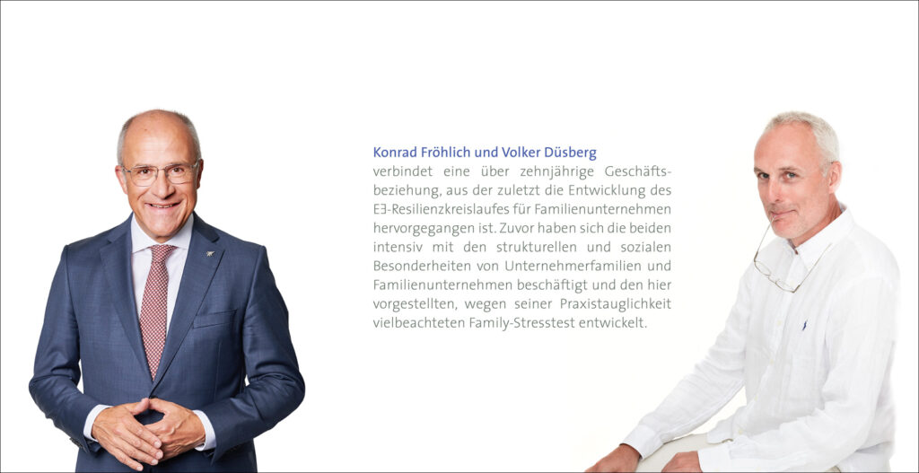 K. Fröhlich und Dr. V. Düsberg
